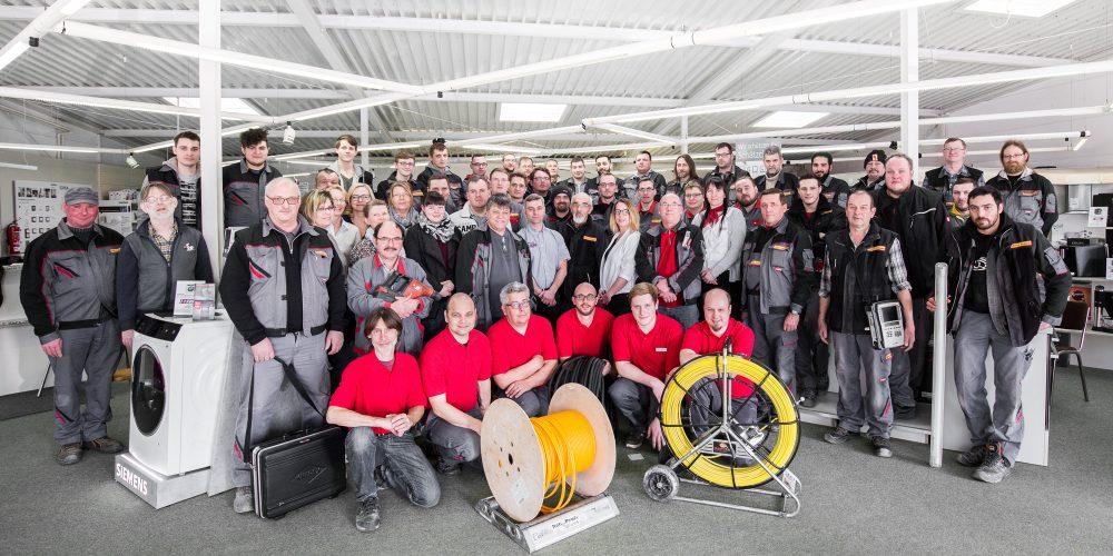 Elektro Johanns – Das Team